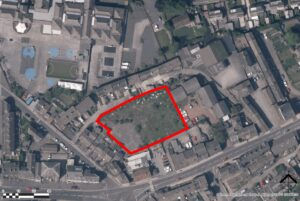 Foresters Yard – High Street/Lower George Street, Wibsey, Bradford, BD6 1QW